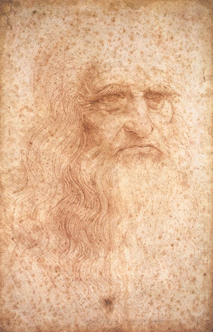 Leonardo_da_Vinci Self-Portrait