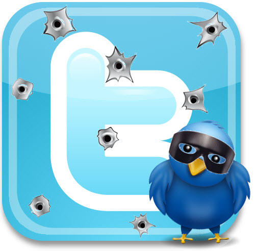 Twitter Account Hacked - Twitter Bird
