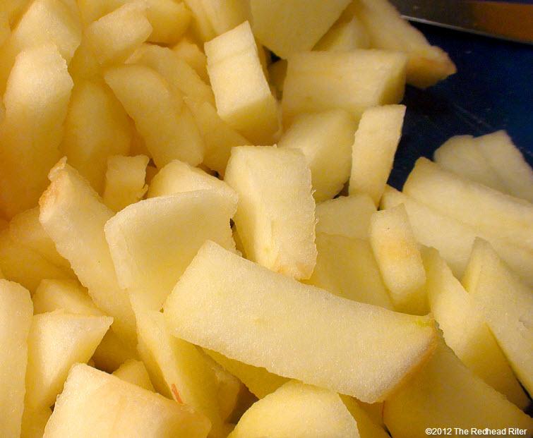 apples diced small gala jonagold 2