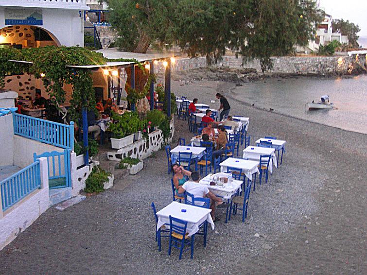 Ocean View Restaurant Romantic Dining