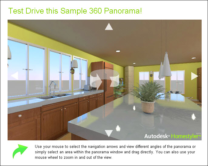 Design Your Space Online With The Autodesk Homestyler on