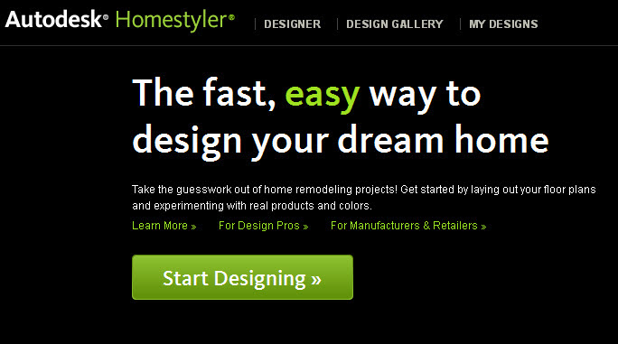 design your house autodesk homestyler 5
