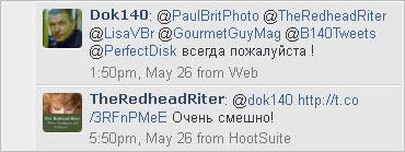 russian tweet on twitter theredheadriter