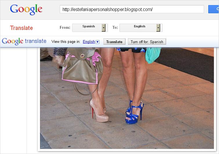 spanish to english google translate
