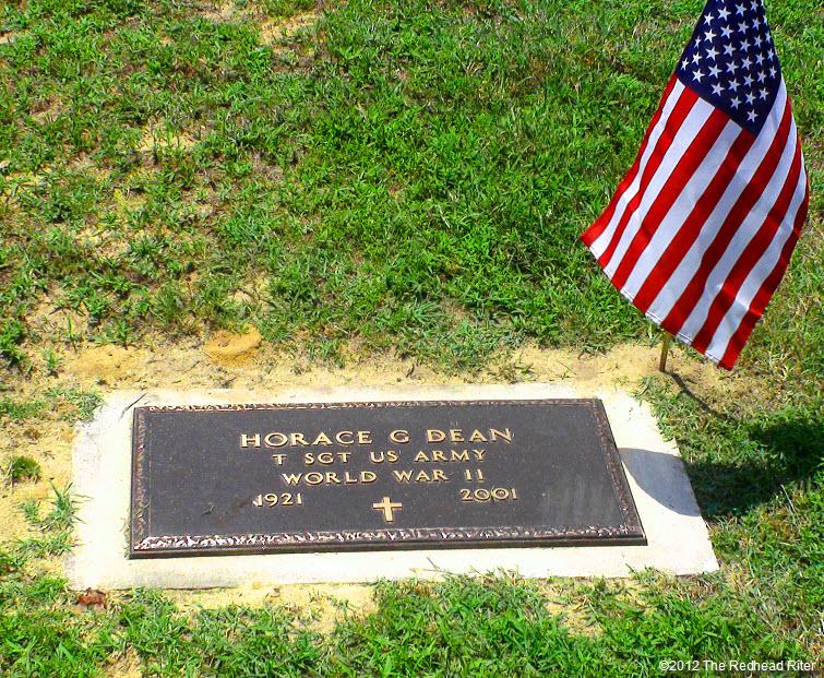 Horace G Dean US Army WW2