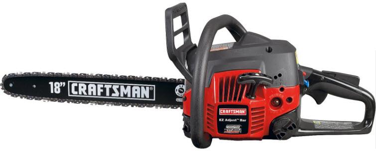 craftsman chainsaw heavy duty