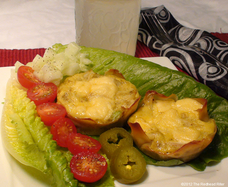 Country Crab Muffin Quiche 16