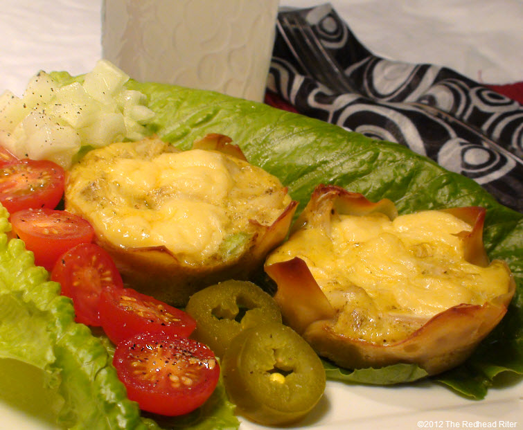 Country Crab Muffin Quiche 17