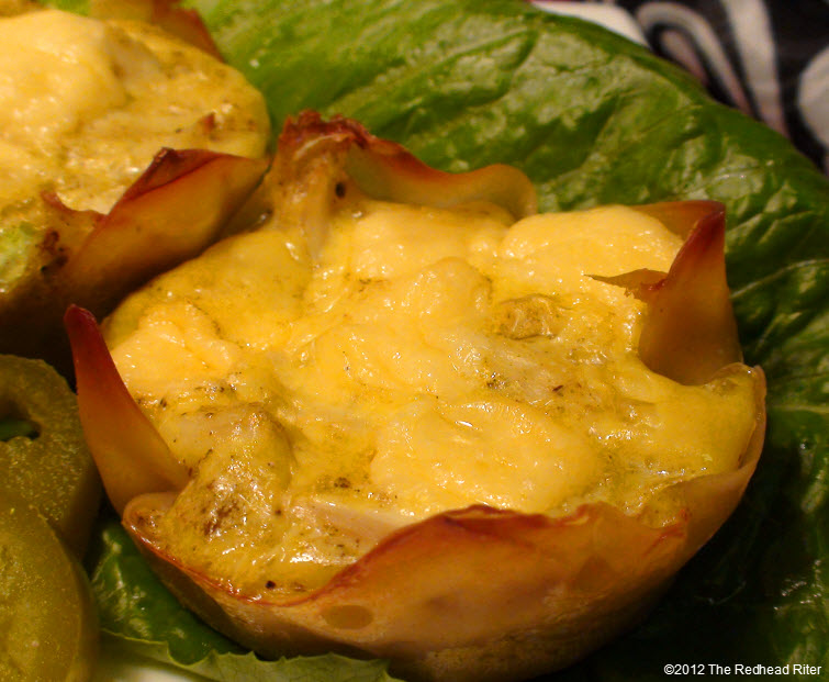 Country Crab Muffin Quiche 18