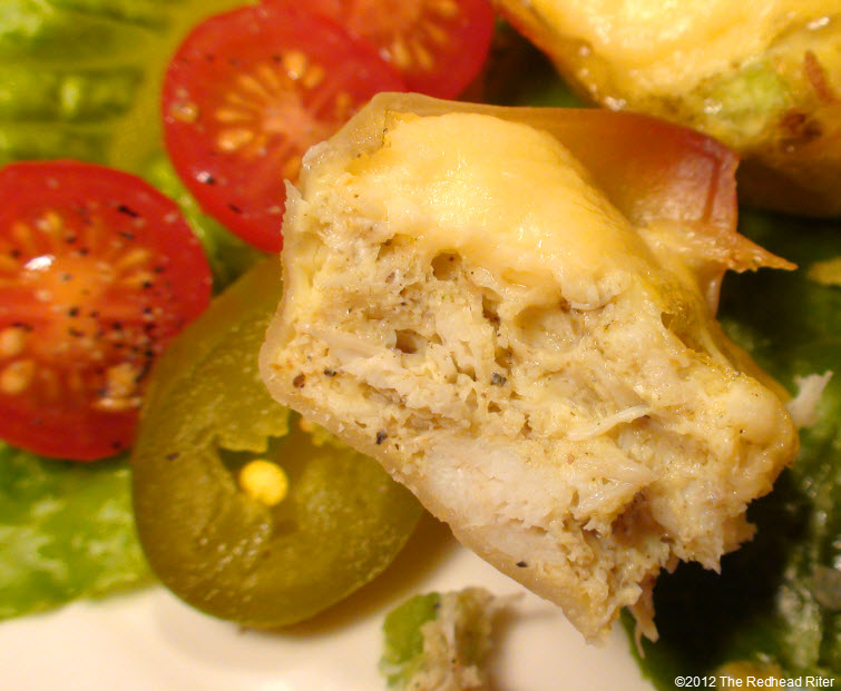 Country Crab Muffin Quiche 24