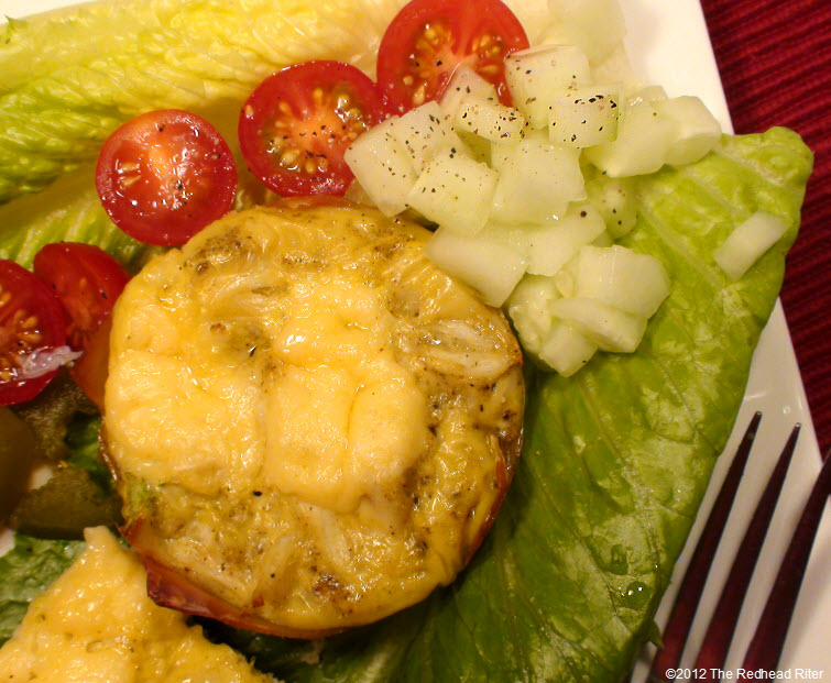 Country Crab Muffin Quiche 26