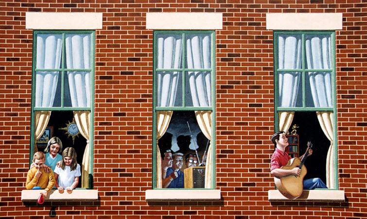 Eric Grohe Murals 55 Diamond Court 3