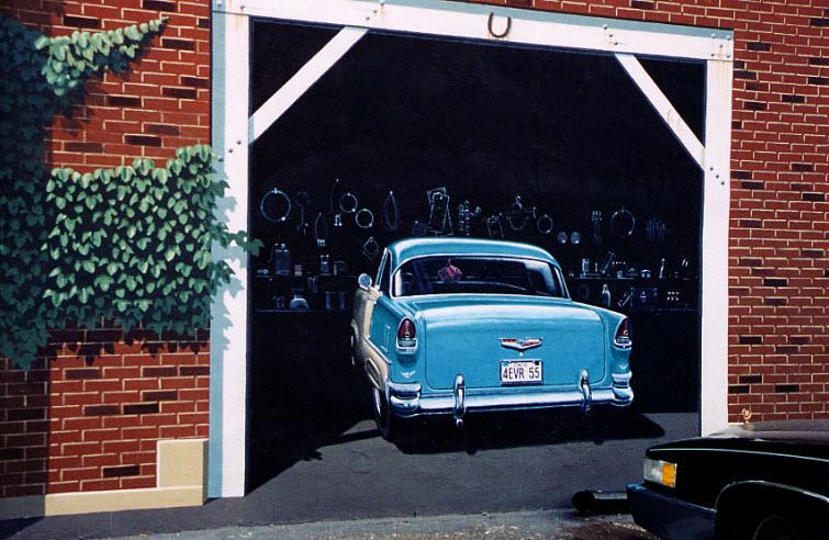 Eric Grohe Murals 55 Diamond Court 5