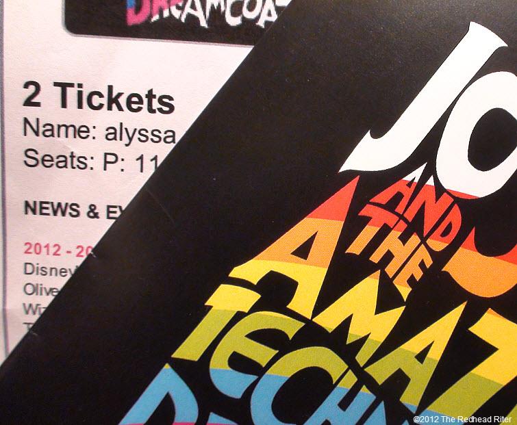 Joseph Technicolor Dreamcoat musical Richmond Virginia 3
