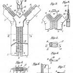 Sundback zipper 1917 patent