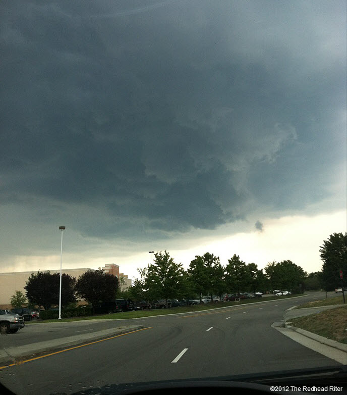 huge black clouds storm rain 2