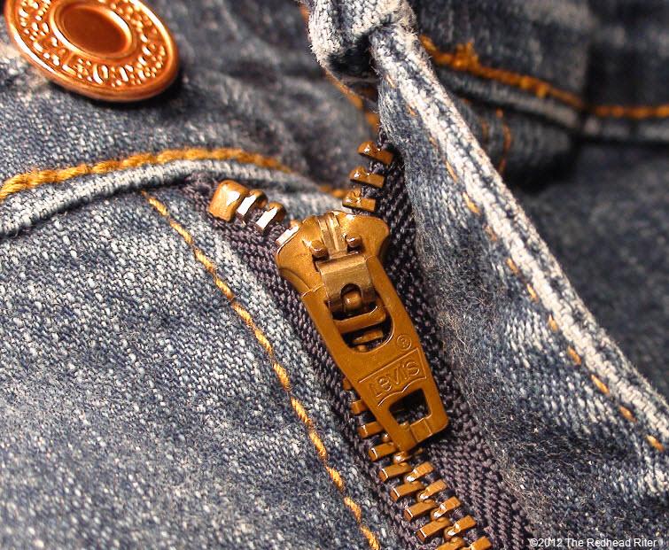 womens levis blue jeans zipper