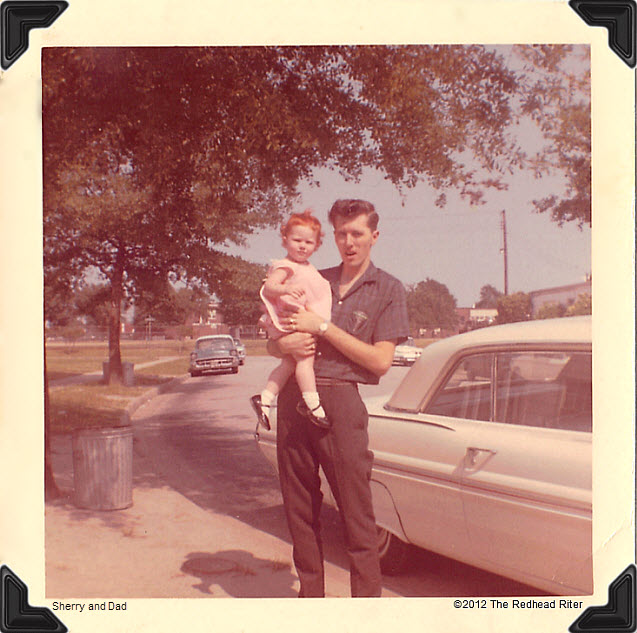 1965 Sherry Lanky Tall Dad