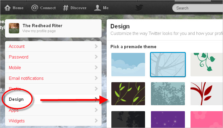 Twitter profile header image tutorial directions2