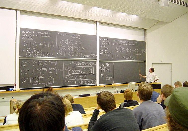 professor school teacher classroom service