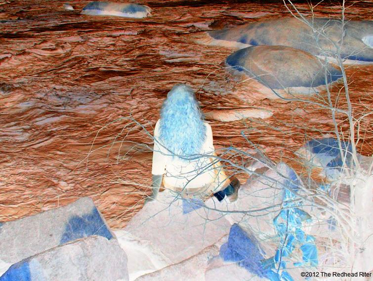 redhead rushing james river richmond virginia