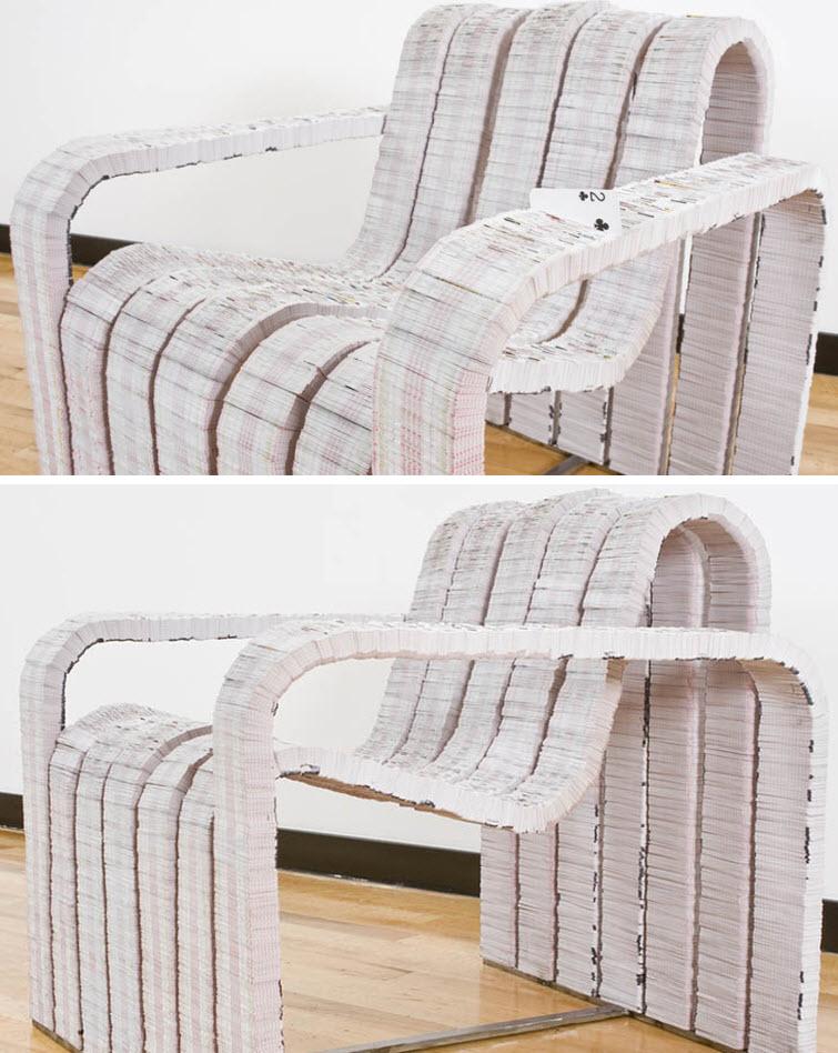 Deuces Wild Chair BRC Designs