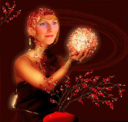 magic fairy past blog ball