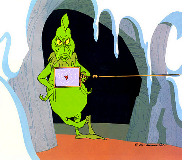 the grinch small heart measured