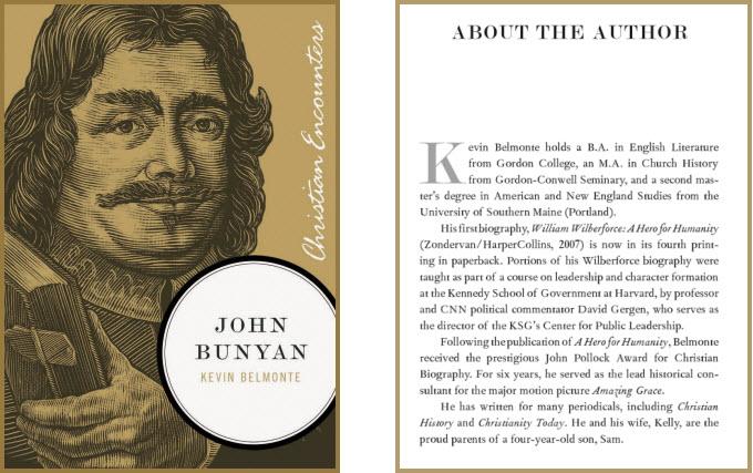 John Bunyan Kevin Belmonte Christian Encounters