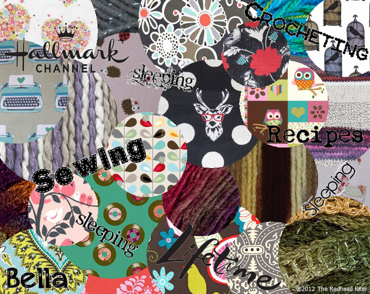 hallmark lifetime crochet recipe sew sleep