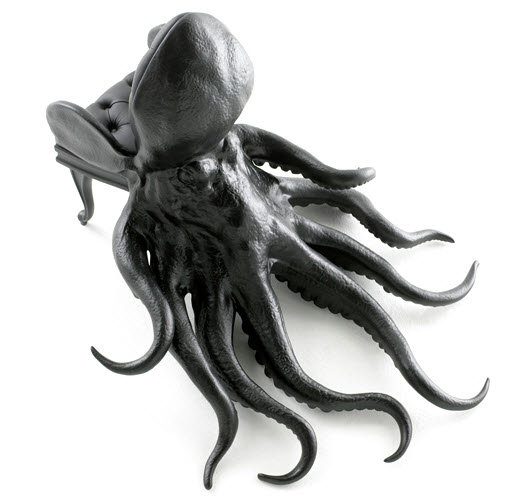 Maximo Riera Animal Furniture octopus chair