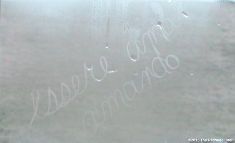 Penrhyn Castle Alice Douglas Love Message