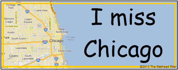 chicago bumper sticker