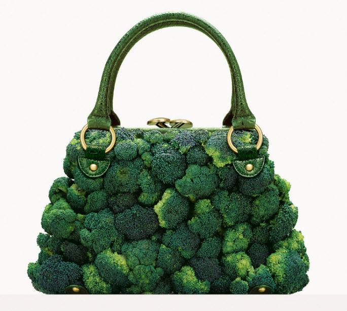 Fulvio Bonavia photographer broccoli purse