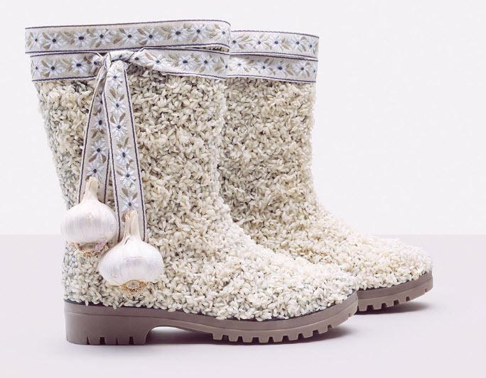 Fulvio Bonavia photographer rice garlic boots