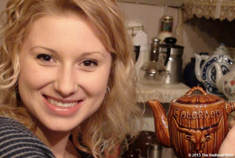 I'm a little teapot brown colorado