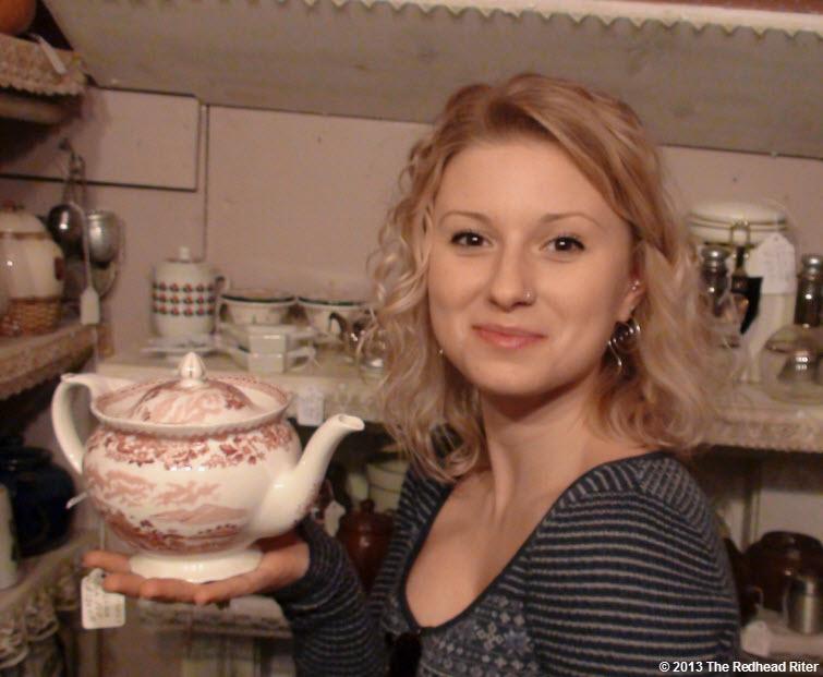 I'm a little teapot china
