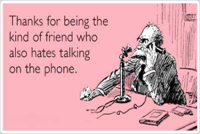 cartoon funny phone