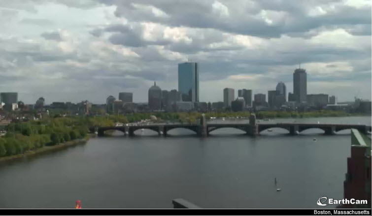 boston massachusetts  earthcam webcam