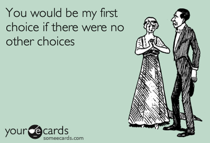 Funny eCards Cute Pictures first choice