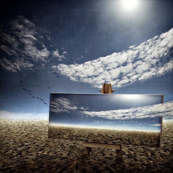 Heaven can wait - Jeannette Woitzik's Photo Manipulation