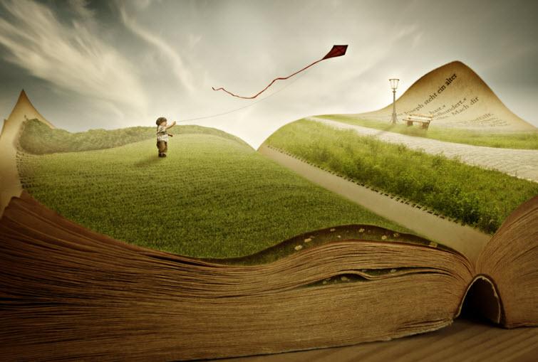 storybook - Jeannette Woitzik's Photo Manipulation