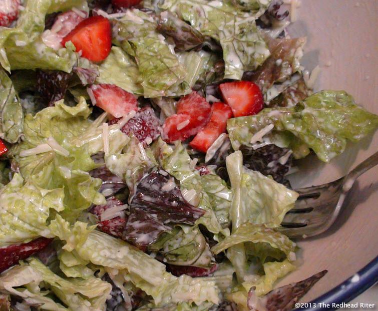 yummy surprise grain free salad