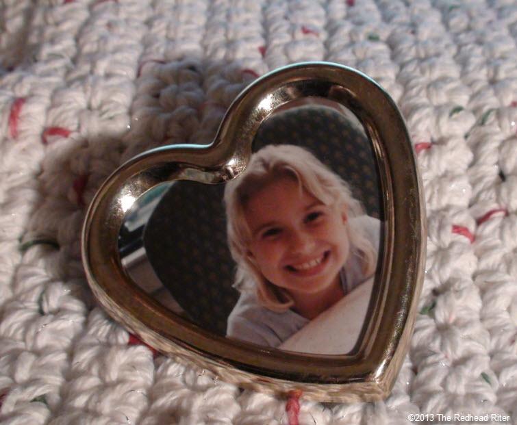 Alyssa in the heart 1