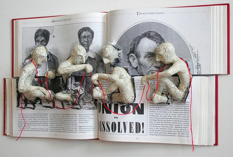 Artist Daniel Lai Common Thread
