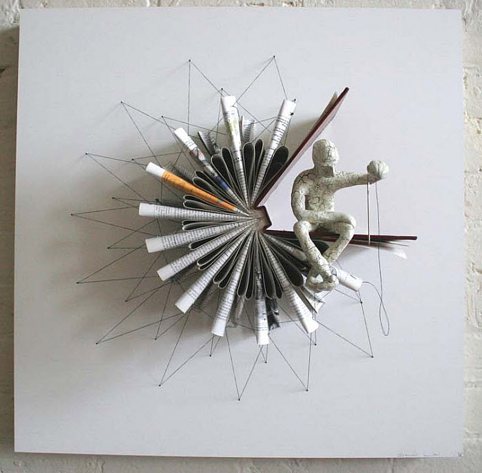 Artist Daniel Lai Connecting The Dots