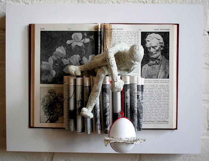 Artist Daniel Lai The Hatching Of Ideas
