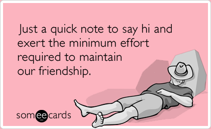 Hilarious Cartoon Ecards To Make Your Day lazy friends