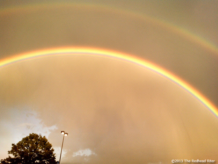 Double Rainbow And The Gold At The End 7