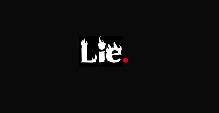 lie lie lie lie lie lie lie lie lie